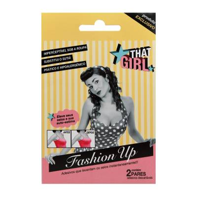 Fashion Up That Girl - Adesivos Descatáveis para os Seios