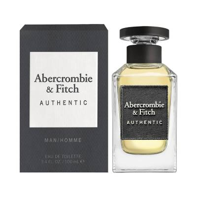 Authentic Man Eau de Toilette Abercrombie & Fitch - Perfume Masculino