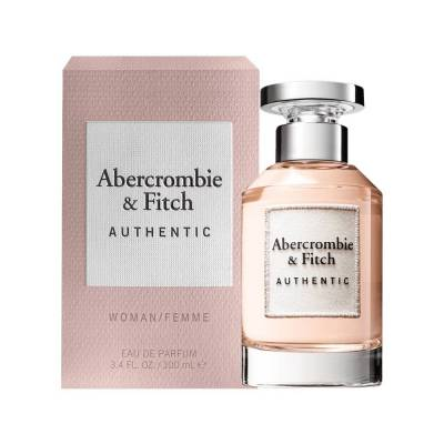 Authentic Woman Eau de Parfum  Abercrombie & Fitch - Perfume Feminino