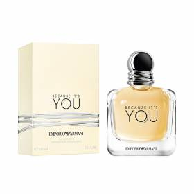Because it's You She  Eau de Parfum  Giorgio Armani - Perfume Feminino