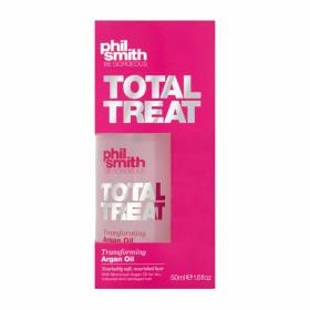 Total Treat Transforming Argan Oil Phil Smith - Óleo Finalizador