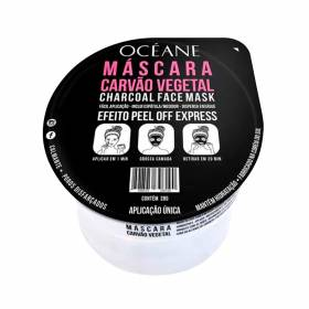 Charcoal Face Mask Océane - Máscara Facial