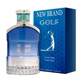 Golf Blue For Men Eau de Toilette New Brand - Perfume Masculino