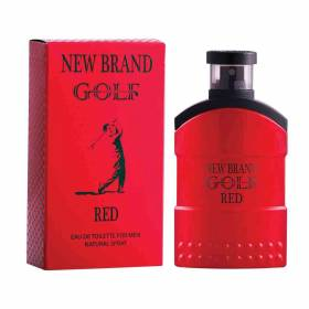 Golf Red Men Eau de Toilette New Brand - Perfume Masculino