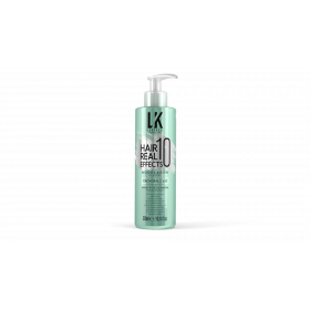 Hair Real 10 Effect Lokenzzi Professional - Modelador Fluido para Cachos