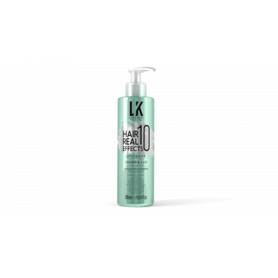 Hair Real 10 Effects Lokenzzi Professional - Ativador de Cachos