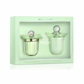 Kit Eau It's Fresh Women'Secret Feminino - Eau de Toilette 100ml + Loção Corporal