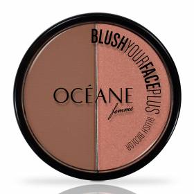 Blush Your Face Plus Océane - Duo de Blush