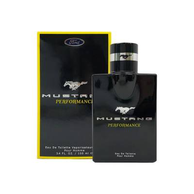 Ford Mustang Performance Eau de Toilette Mustang - Perfume Masculino