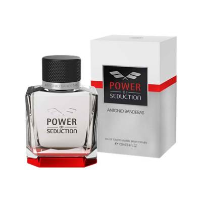 Power of Seduction Eau de Toilette Antonio Banderas - Perfume Masculino