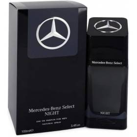 Select Night Eau de Toilette Mercedes-Benz - Perfume Masculino