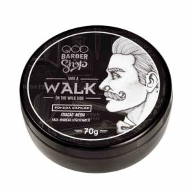 Take a Walk On The Wild Side QOD Barber Shop - Pomada Capilar Masculina
