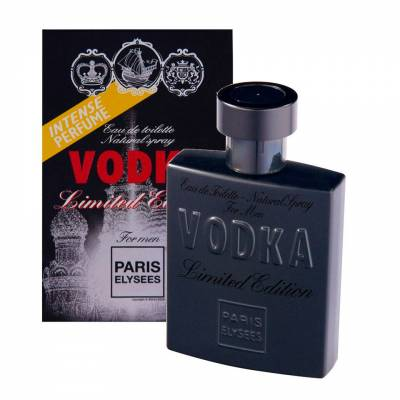 Vodka Limited Edition Eau de Toilette Paris Elysees - Perfume Masculino