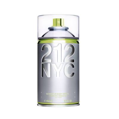 212 Body Spray Carolina Herrera - Perfume Feminino para o Corpo