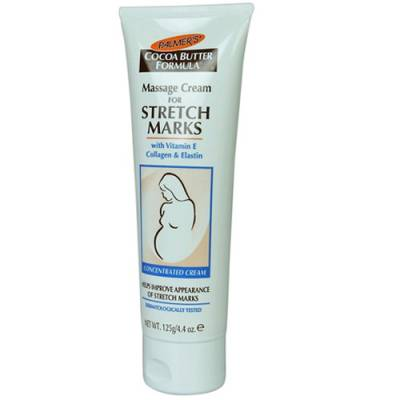 Cocoa Butter Formula Massage Cream for Stretch Marks Palmer's - Creme de Massagem Antiestrias